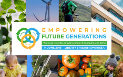 Empowering Future Generations Conference, Swansea, June 2018