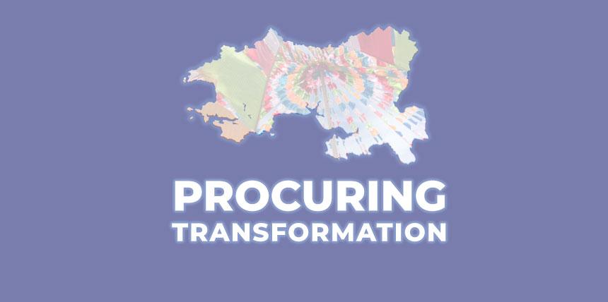 Procuring Transformation – Event Series Exploring Regional Procurement
