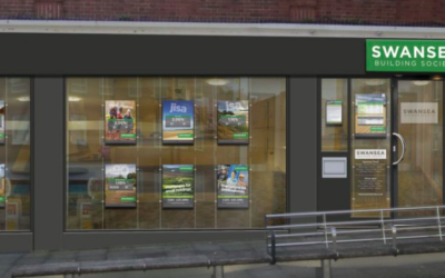 Building society firms up plans to open new Swansea branch