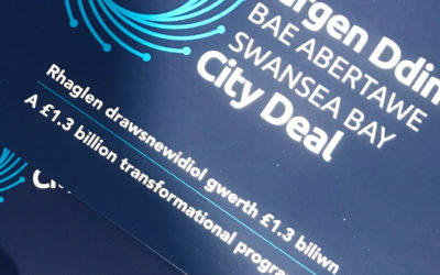 City Deal Briefing in Llanelli & Government Review Announced
