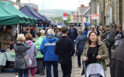Businesses urged to get together and think local