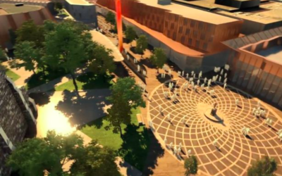 Swansea is almost unrecognisable in this video vision of the future