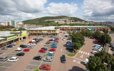 Giant new store opening at Swansea's Parc Tawe North