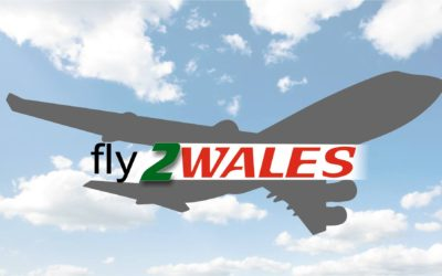 Fly 2 Wales launch brand new website