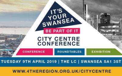 Swansea City Centre Conference April 2019