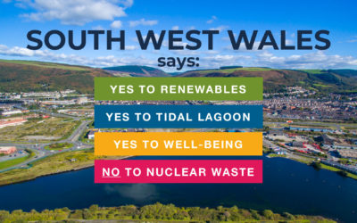 South Wales Must Say NO To Nuclear Waste Facility