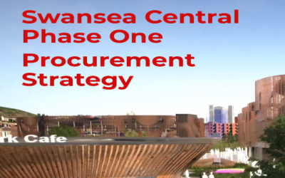 Procurement Strategy Agreed for Swansea Central Phase One