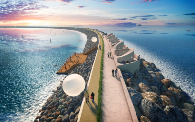 Swansea tidal lagoon plan revived – without government funding