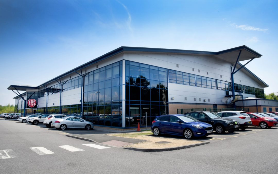 ERS continues to invest in Swansea topping 500 jobs in city
