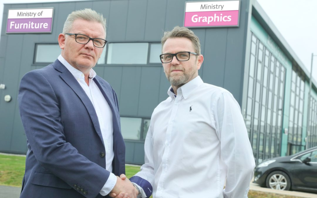 Ministry of Furniture makes six figure investment in Sign & Print Systems