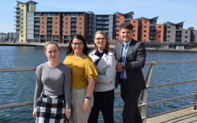 Local accountancy firm marks Learning at Work Week 2019 with big investment in training to develop its greatest asset – its people