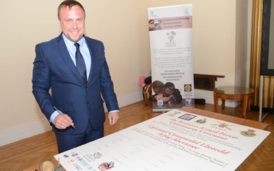 EFT Consult makes pledge to Armed Forces Community Covenant
