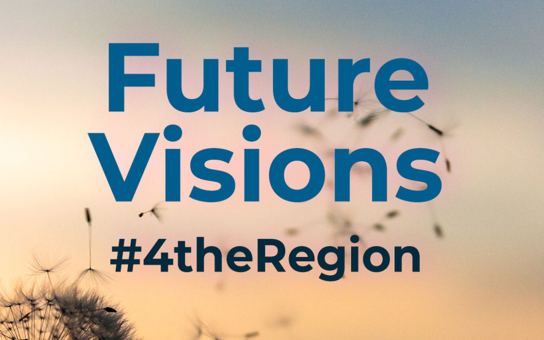 We All Need An Inspiring Vision of the Future.  What's Yours?