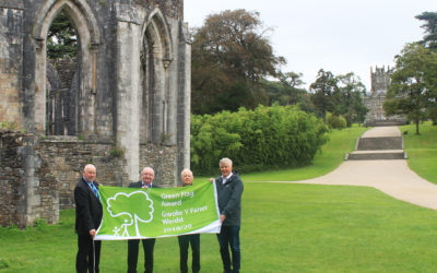 Margam Country Park achieves international Green Flag Award