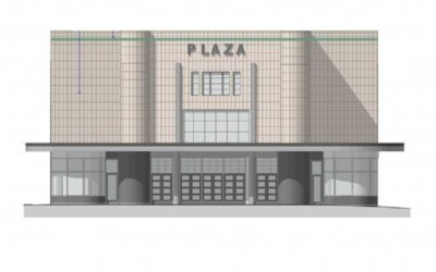 New role for Port Talbot's famous old Plaza