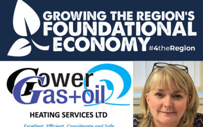 Gower Gas Secures Foundational Economy Funding!