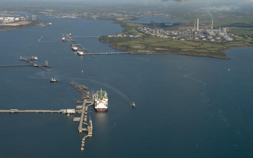 Multi-million pound Pembroke Dock Marine project takes major step forward