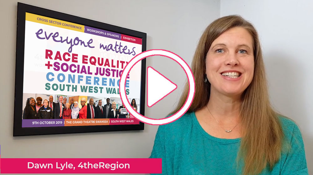 #EveryoneMatters – and You should come!