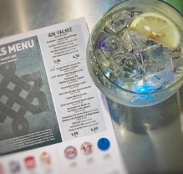 Cygnet Gin the 'Perfect Serve' for Wetherspoons