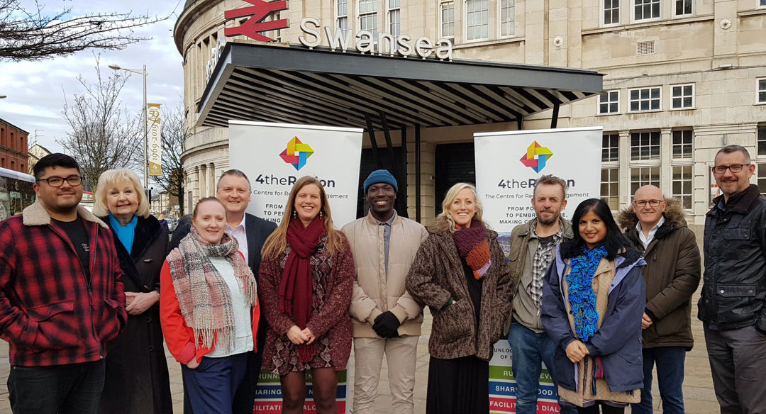 Swansea Creative Focus Launches on High Street!