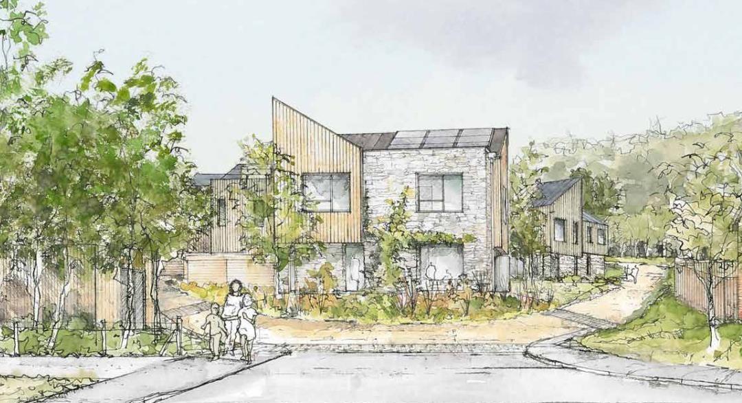 Green light for Pontardawe 'carbon zero' village