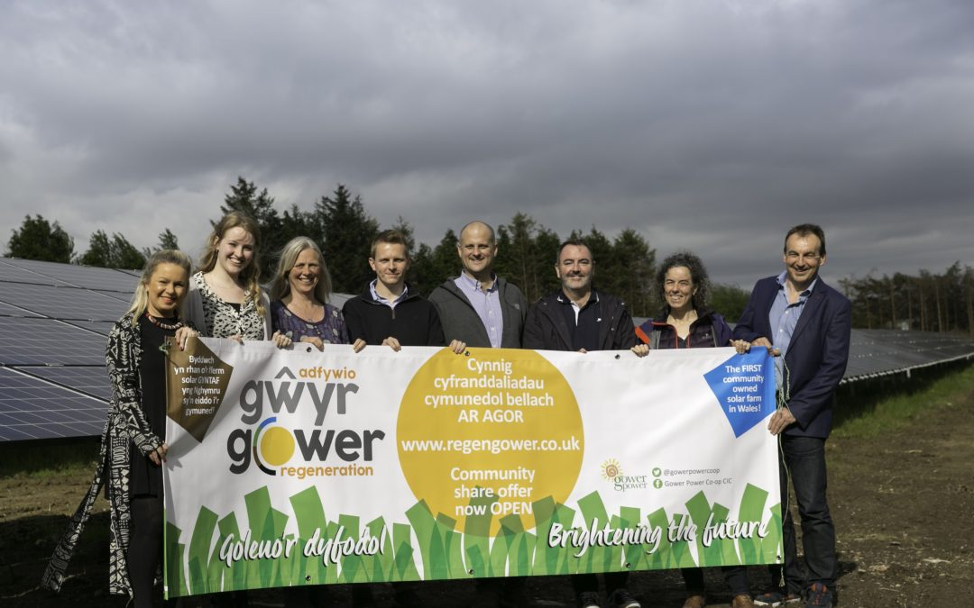 Buy your Power from Gower