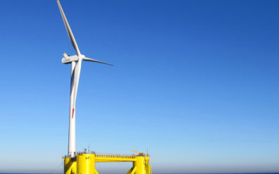 Appointment of MarineSpace to support the 96 MW Erebus Floating Offshore Wind Farm