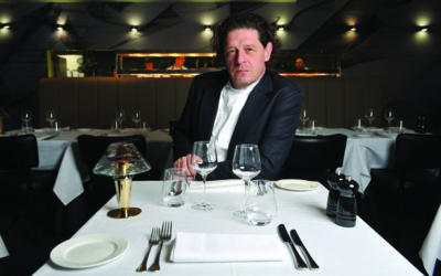 Marco Pierre White to open restaurant in Swansea