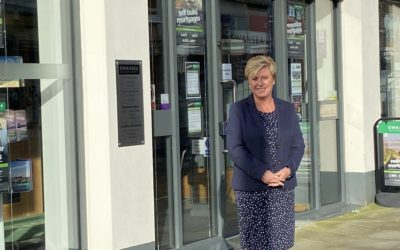 Swansea Building Society's new flagship branch exceeds expectations in first year