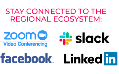 Stay Connected to the Regional Ecosystem