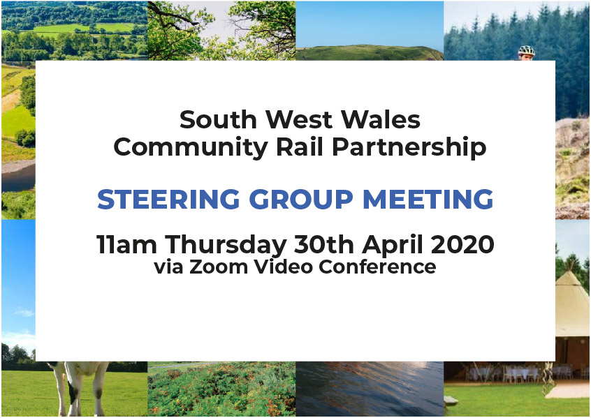 South West Wales CRP – April Temporary Steering Group Meeting