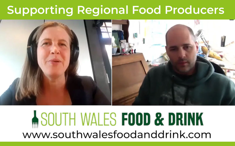 A New Website for Regional Food Producers
