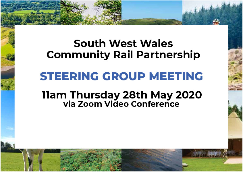 South West Wales CRP – May Temporary Steering Group Meeting