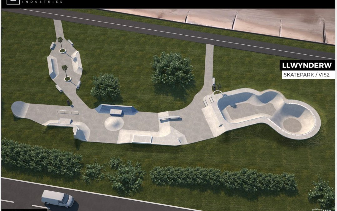 Community & Businesses Rally to Support (World Class) Skatepark Development