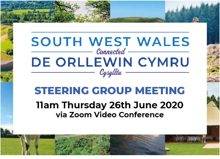 South West Wales CRP – June Temporary Steering Group Meeting