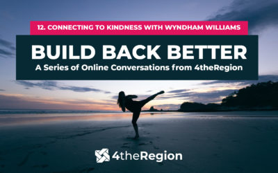 12. Connecting to Kindness with Wyndham Williams