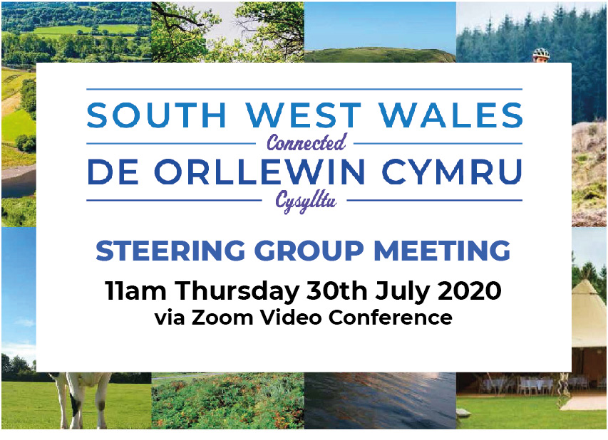 South West Wales CRP – July Temporary Steering Group Meeting