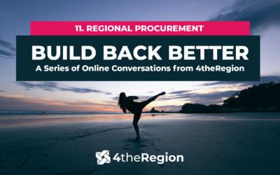 11. Regional Procurement