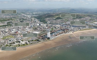 Global hunt ramps up for regeneration partner to shape Swansea