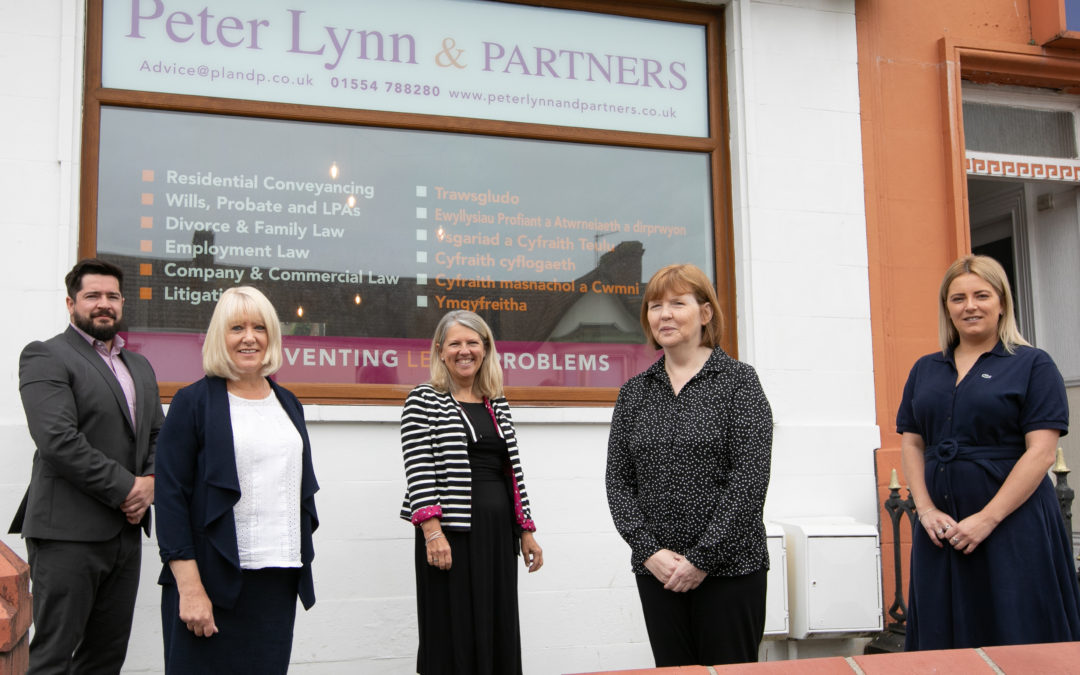 Llanelli Office Welcomes Divorce & Family Law Specialists