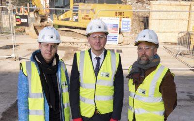 A bridge to Swansea's future set to arrive this week