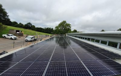 Solar Schools powering into renewable energy future in Pembrokeshire