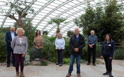Botanic Garden Trustee Board is growing