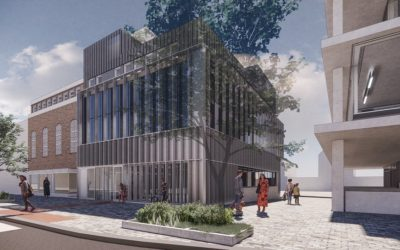 Permission granted for revamp at former city centre bank building