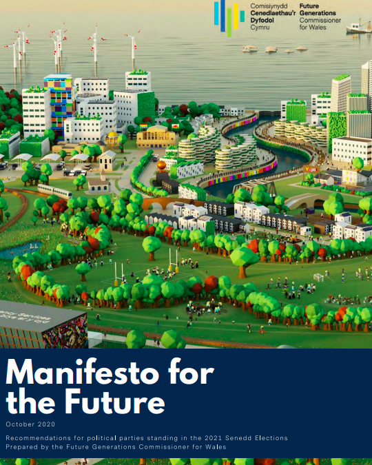 "Launch of Manifesto for The Future – ""Let's Create the Future Together"""