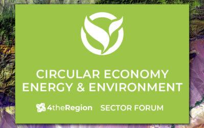 Circular Economy & Green Economy | Sector Forum
