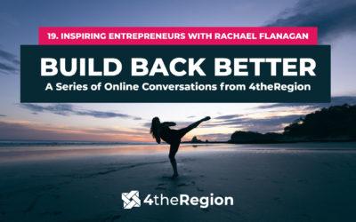 19. Inspiring Entrepreneurs with Rachael Flanagan
