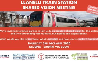 Llanelli Shared Vision Meeting