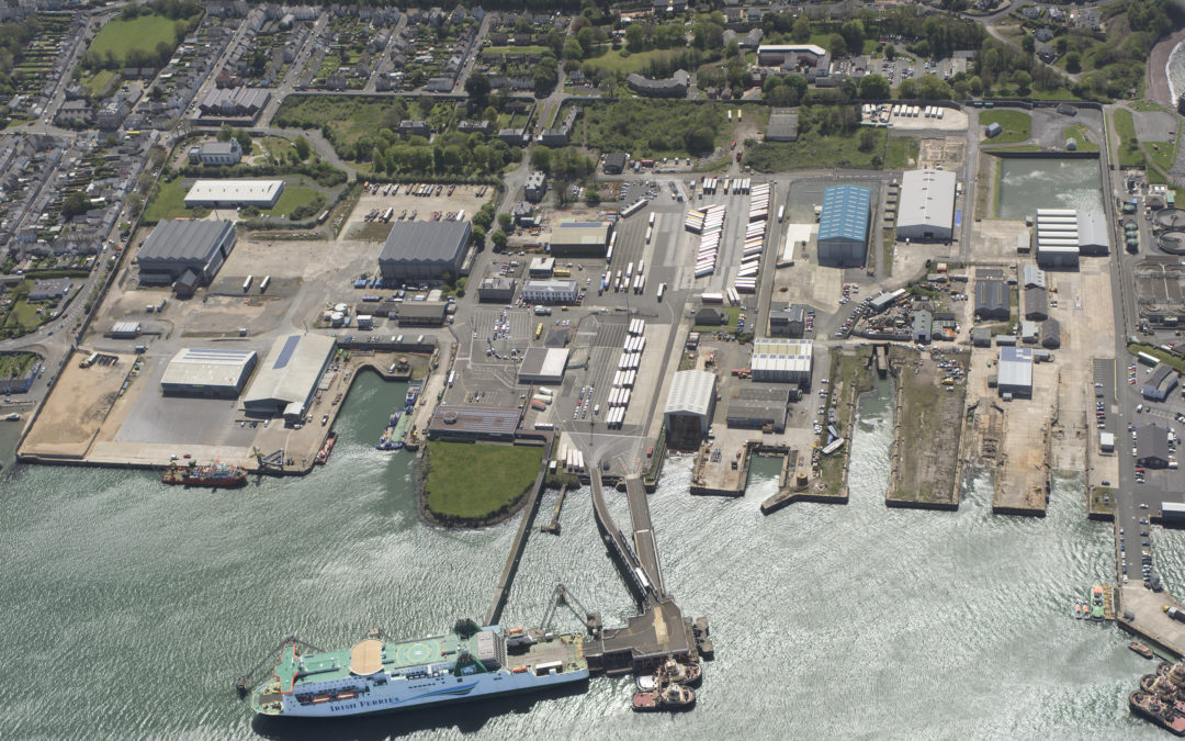 Port submits planning application to prepare site for major £60m marine renewable energy development