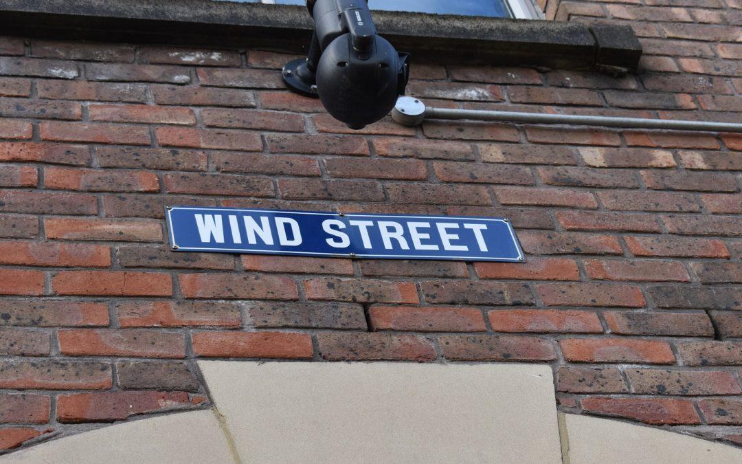 Plans for family-friendly Wind Street take big step forward